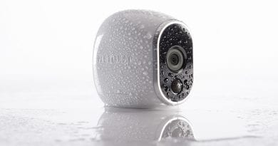 Beveiligingscamera's en domotica