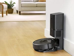iRobot Roomba i7+ robotstofzuiger