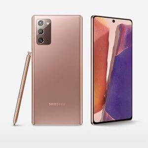 Samsung Galaxy Note 20 5G ready